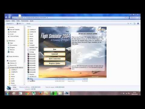 Como baixar e instalar Microsoft Flight Simulator 2004 completo  ''2015''