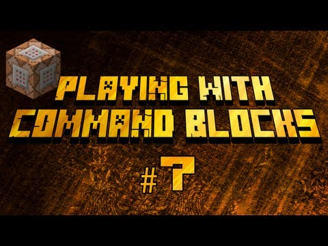 Playing With Command Blocks: Setting a Centralized Spawnpoint in Vanilla Minecraft (1.6.2+)