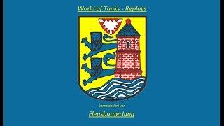 World Of Tanks Replay #036 [hd] - P.43 Pflügt über Die Karte - Wot Replay #036 [hd] [deutsch]