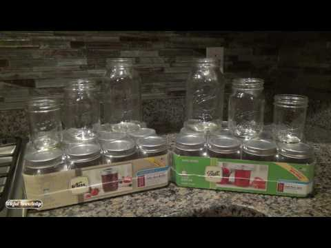 Ball Mason Jars vs Kerr Mason Jars - Whats the difference? | Useful Knowledge