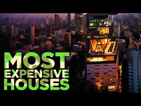 Top 5 Most Expensive Homes in the World 💶