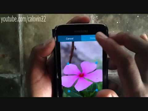 Samsung Galaxy S5: How to add pictures to contacts (Android Phone)