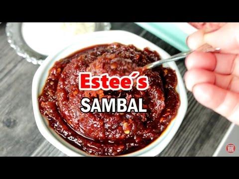 How to Make Sambal Chili Paste recipe