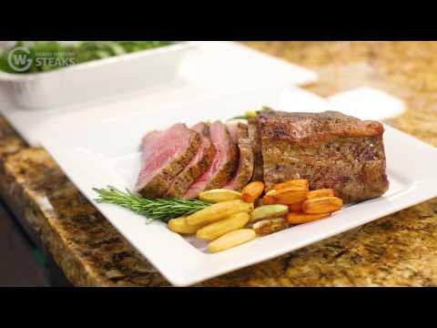 Holiday Roast Recipe: New York Strip Roast