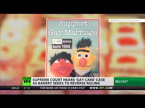 Supreme Court hears 'gay cake' case as bakery seeks to reverse ruling (Debate)