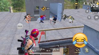 Funniest Trolling Of Noobs 😂🤣 | PUBG MOBILE FUNNY MOMENTS