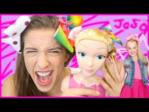 Playing With Jojo Products!!!