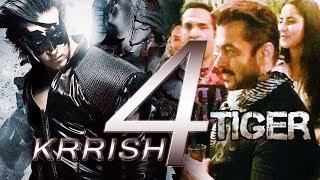 Hrithik Roshan's Krrish 4 Shoot Starts In 2018, Salman-Katrina's Tiger Zinda Hai WRAP Party