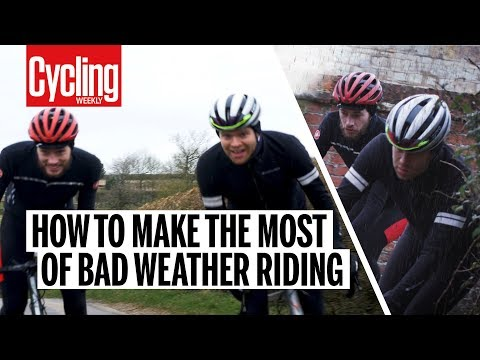 Tips For Riding In Bad Weather | Cycling Weekly