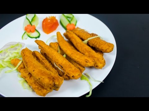 Golden Fried BabyCorn | Baby Corn Fritters