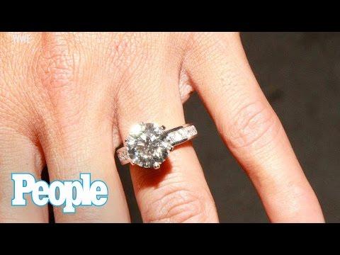 WWE: Nikki Bella Dishes On Her 4.5 Carat Engagement Ring & Wedding Details   People NOW   People