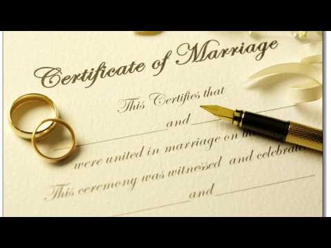 Why Should I Get a Marriage License?