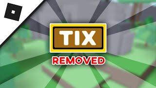 Roblox Blog Saying Goodbye To Tix Playtube Pk Ultimate Video Sharing Website