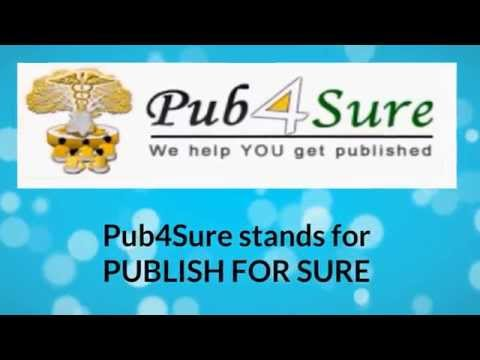 How to Publish your RESEARCH ARTICLE using Pub4Sure