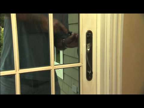 How does a security system work