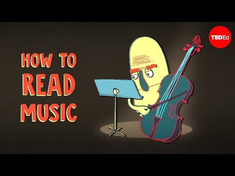 How to read music - Tim Hansen