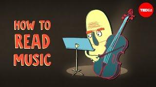 How to read music - Tim Hansen