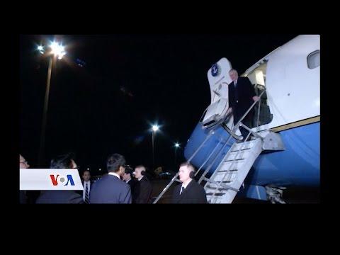 Tillerson Asia Trip