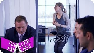 Glastür - Knallerfrauen mit Martina Hill | Die 3. Staffel