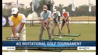 AQ Invitational Golf Tournament Kembali di Gelar di Pantai Indah Kapuk