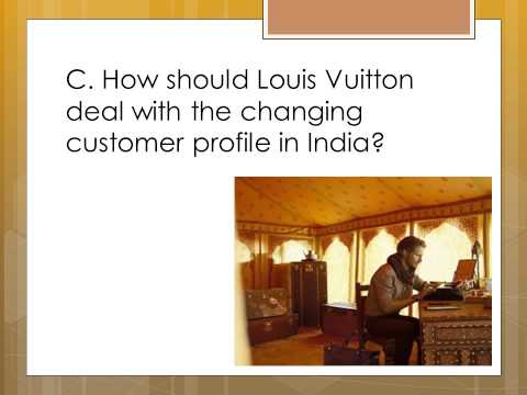 Louis Vuitton in India