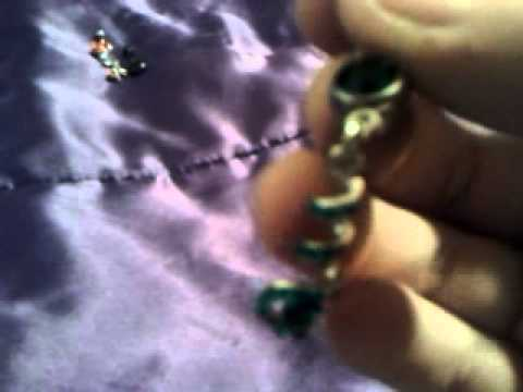 My belly button ring haul!