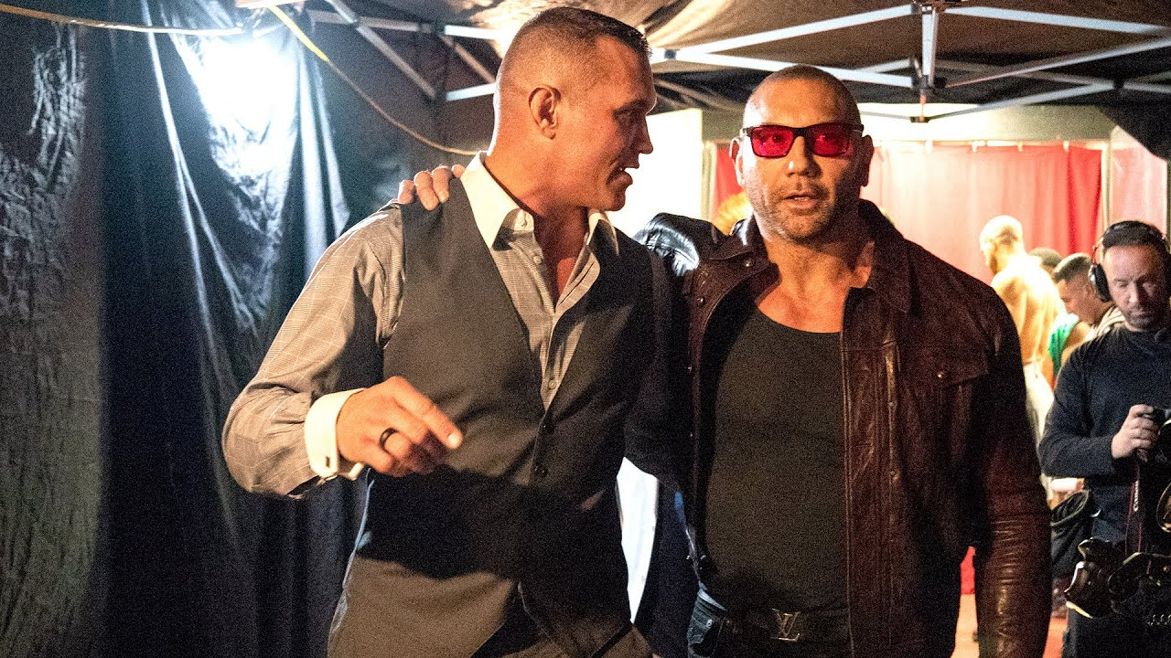 Follow Batista on his journey to SmackDown 1000: WWE The Day Of
