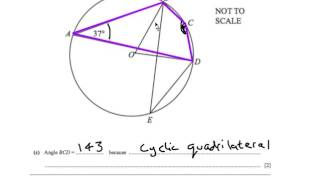 IGCSE - MATH - 0580 - Paper 1 - Geometry Past Paper Questions