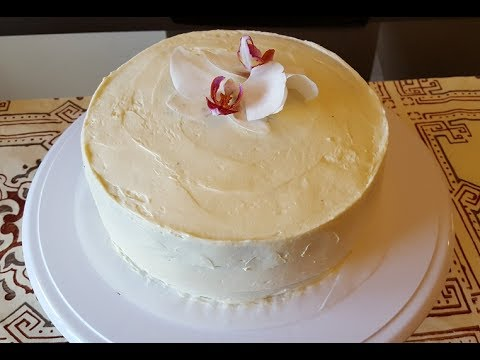 Cream Cheese Frosting (cake icing)