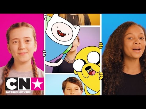 Adventure Time | A Cappella Song | Cartoon Network