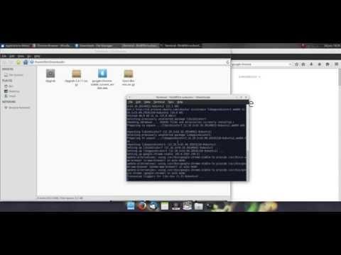 How to install Google Chrome on Xubuntu 15.04