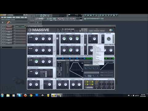 Kill the Noise/Zomboy Style Dubstep Wobble Bass Tutorial (+.nmsv download)