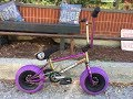 Chubbz Mini BMX Pro Series Purple Oil Slick Unboxing @ Harvester Bikes
