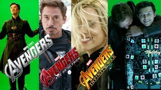 Download Avengers(1,2,&,3) Hilarious Bloopers and Gag Reel | Avengers: Endgame Special Video