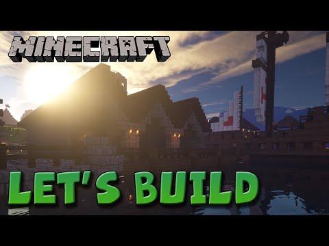 Minecraft Let's Build - Battle Camp