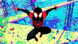 """""""Miles Morales Returns"""" - [Spider-Man Into The Spiderverse] (HD)"""