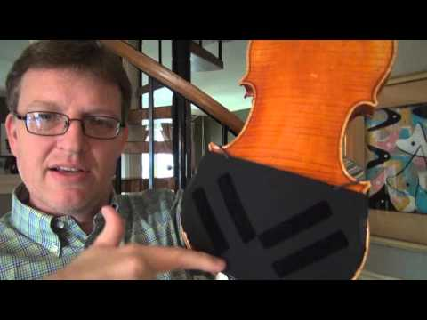 The Suretone Violin Shoulder Rest (and rests in general)