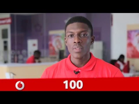 How to contact Vodafone Ghana