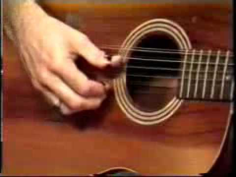 12 String Guitar Techniques by Happy Traum