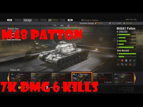 World Of Tanks Xbox 360 M48 Patton (#2)