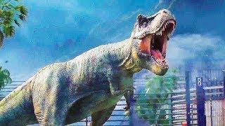 JURASSIC WORLD Evolution Game Trailer (HD 4K - 2018)