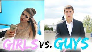 Prom Guys Vs. Girls!