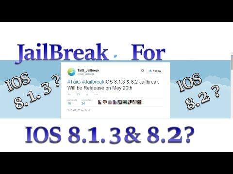 Jailbreak IOS 8.1.3 & 8.2 Release Date Confirm ? 2015