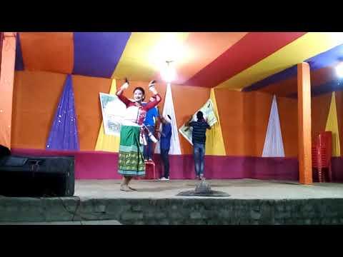 Pani doia japi performance at santipur...