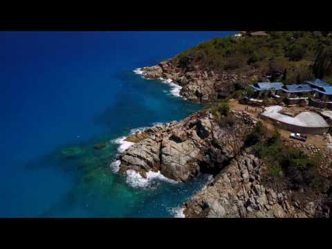 Tortola BVI Drone Footage 2017