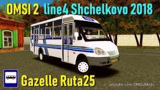 OMSI 2 Bus Simulator - ZAZ A10L 50 (The Original Version) - PakVim