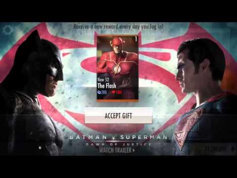 Elite 7 Dawn of Justice Superman. Injustice Easiest Way To Reset Challenge