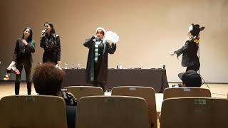 191206 AOA Fansign Fancam 4 Photo Time