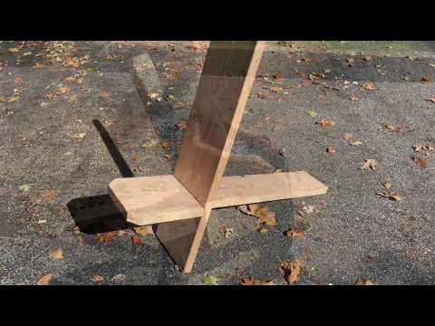 The Viking Syle Chair