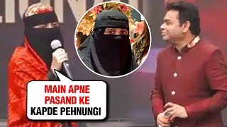 A.R Rahman Daughter Khatija ANGRY On HATERS Over Wearing Burqa In PUBLIC